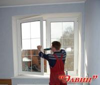 Замена и ремонт стеклопакетов